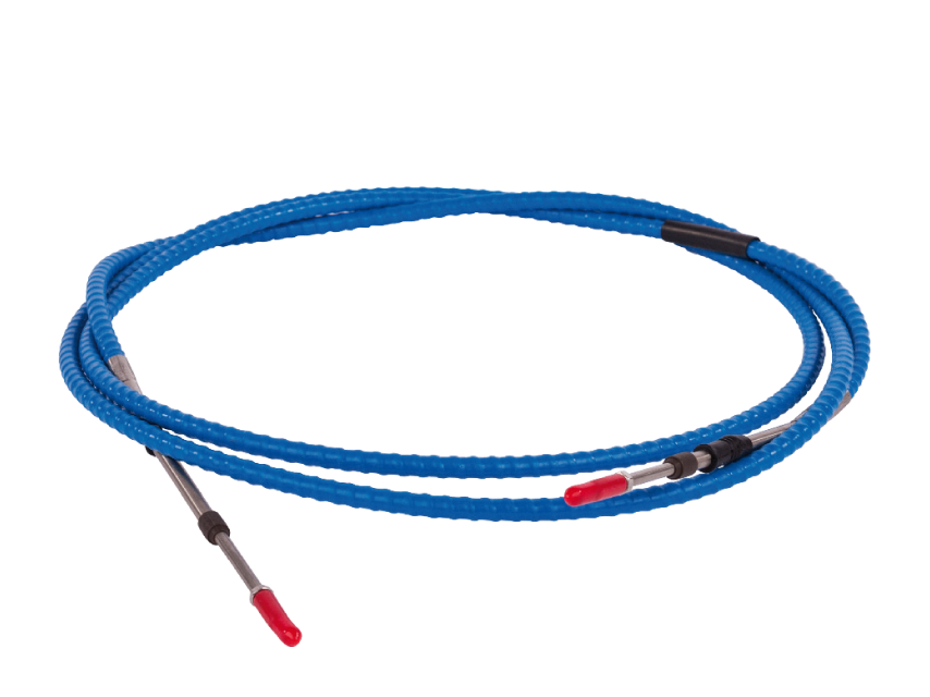 Push Pull Control Cables : Craftsman marine push pull cable