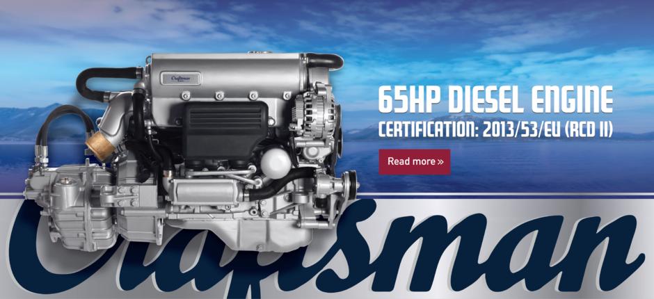 65hp diesel engine